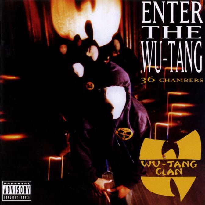 Wu-Tang Clan «Enter the Wu-Tang (36 Chambers)» @@@@@©