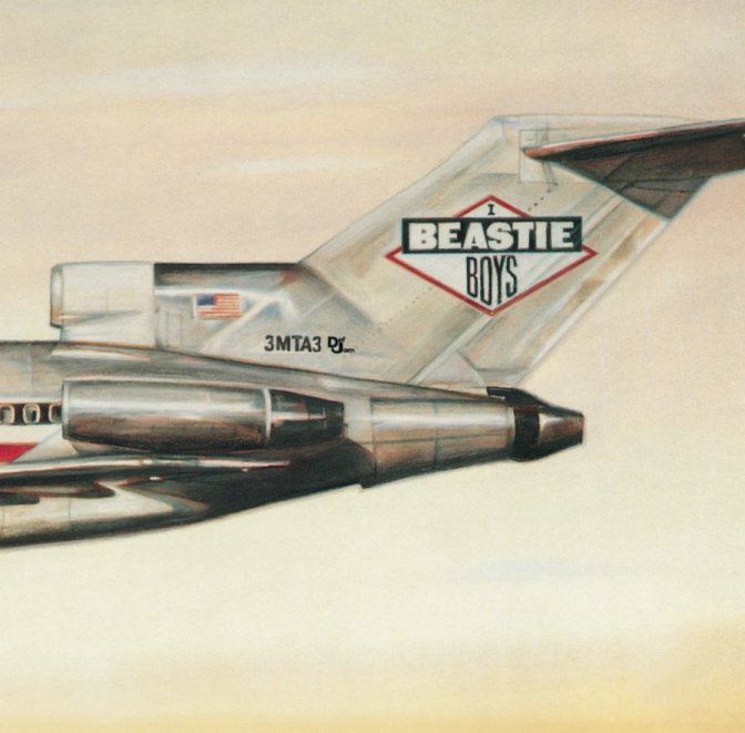 Beastie Boys « Licensed to Ill » @@@@½©