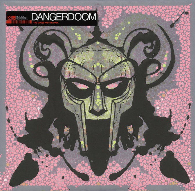Danger Doom « The Mouse and the Mask » @@@@½