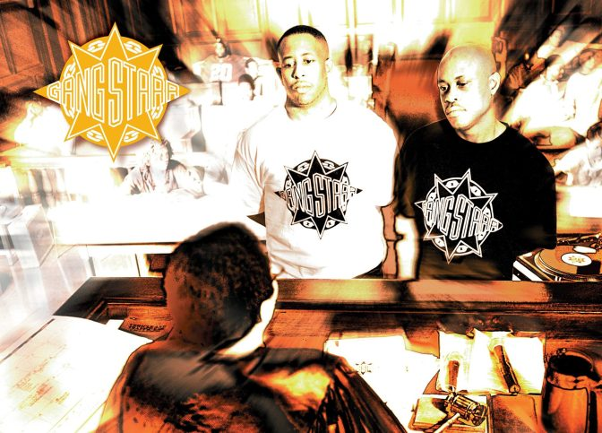 Gang Starr « Moment of Truth » @@@@@©
