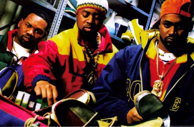 Ghostface Killah featuring Raekwon & Cappadonna « Ironman » @@@@½©
