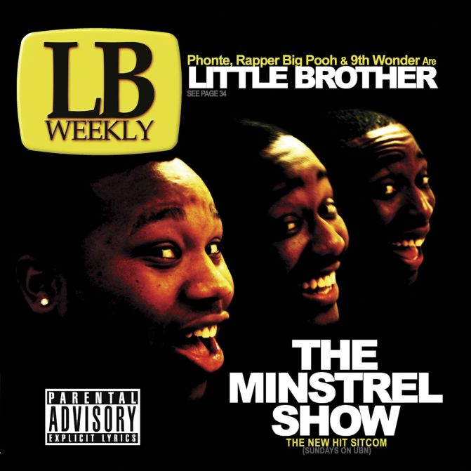 Little Brother « The Minstrel Show » @@@@½