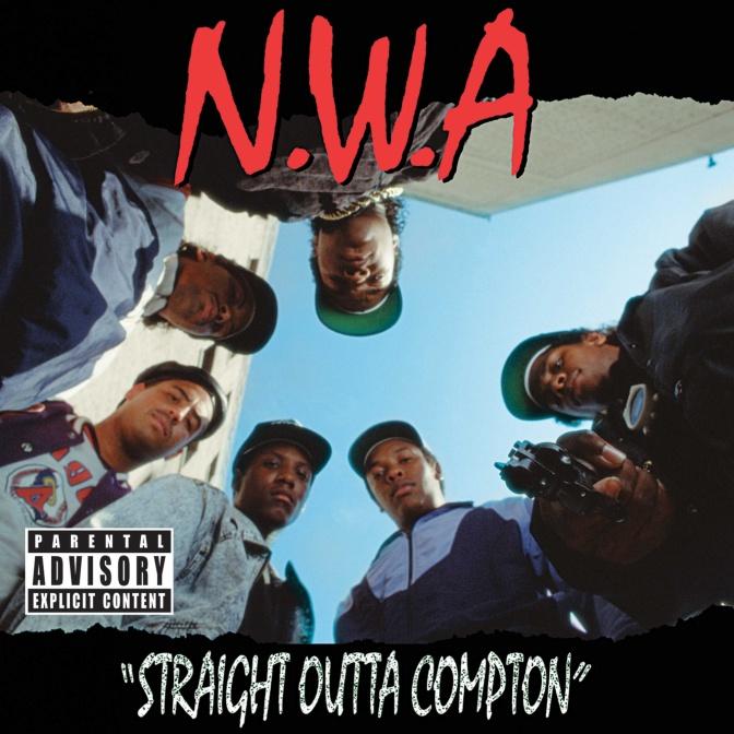N.W.A. «Straight Outta Compton» @@@@@©