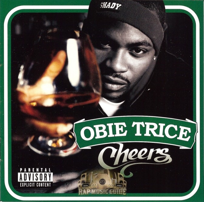 Obie Trice « Cheers » @@@@