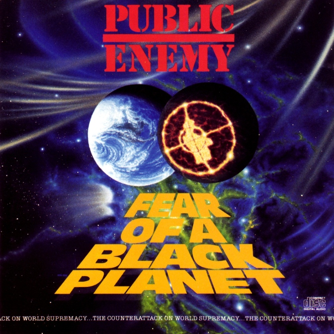 Public Enemy « Fear of Black Planet » @@@@@©