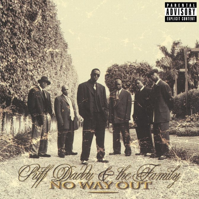 Puff Daddy & The Family «No Way Out» @@@@½