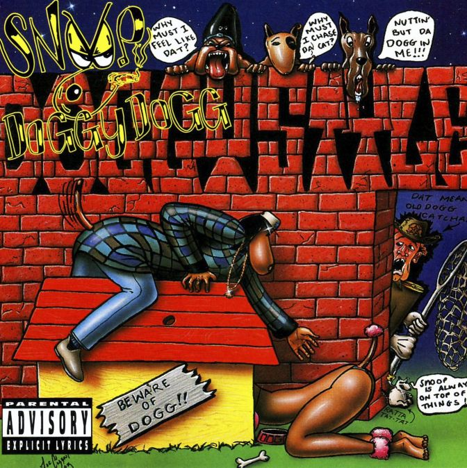 Snoop Doggy Dogg « Doggystyle » @@@@@©