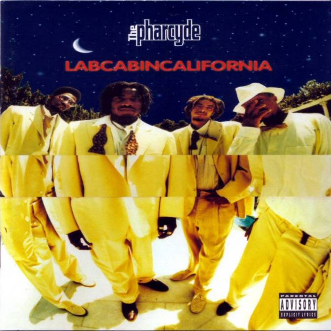 The Pharcyde « Labcabincalifornia » @@@@½©
