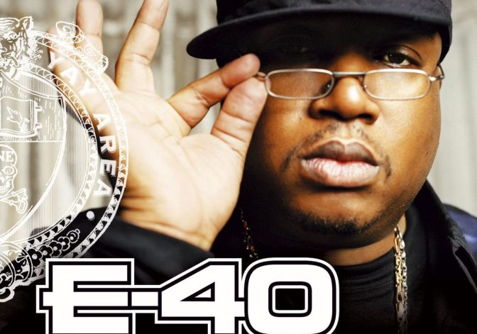E-40 « My Ghetto Report Card » @@@@