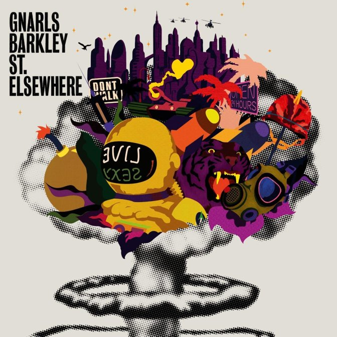 Gnarls Barkley « St Elsewhere » @@@@½