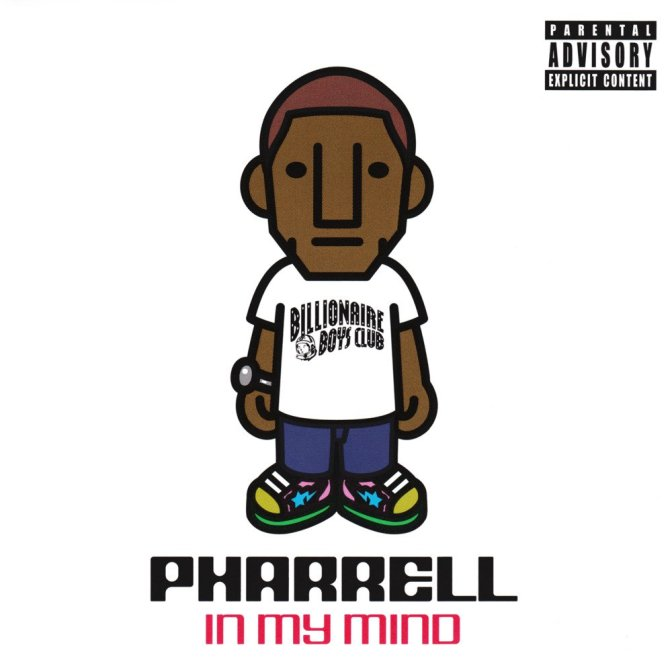 Pharrell Williams « In my mind… » @@@½