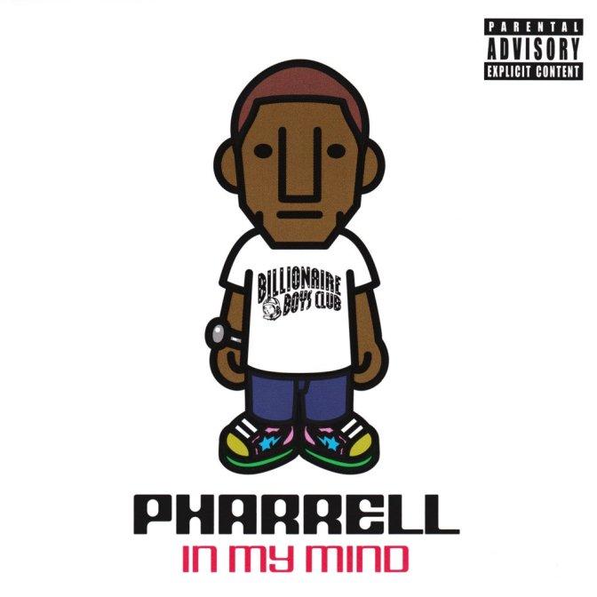 Pharrell Williams «In my mind…» @@@½