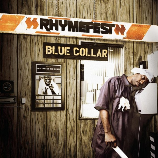 Rhymefest « Blue Collar » @@@@