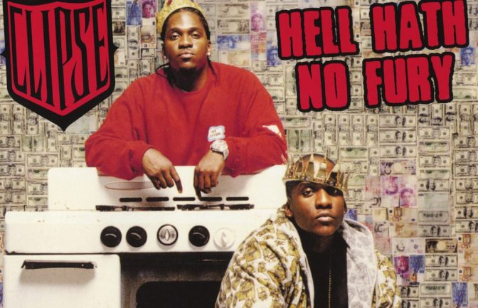 Clipse « Hell Hath No Fury » @@@@@