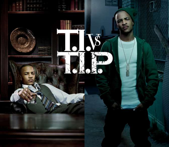T.I. «T.I. vs T.I.P.» @@@