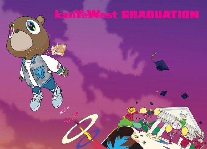 Kanye West «Graduation» @@@@1/2