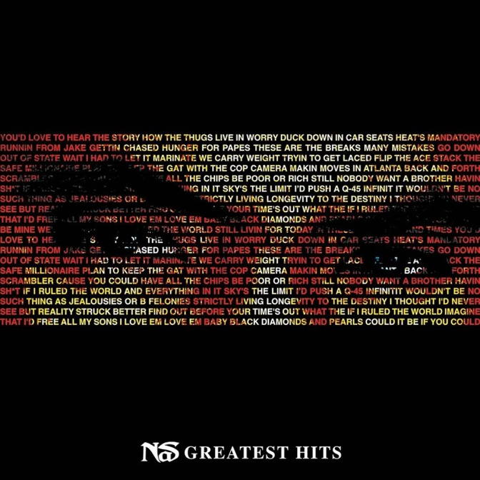 Nas « Greatest Hits » @@@@