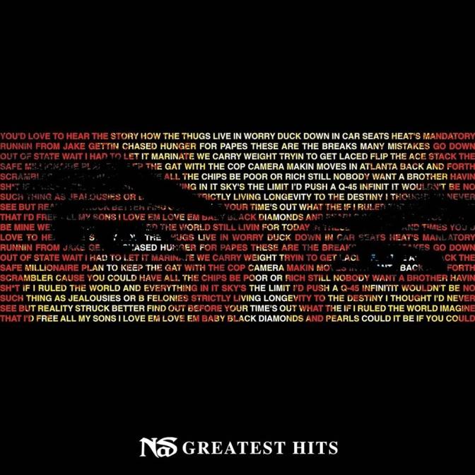 Nas «Greatest Hits» @@@@