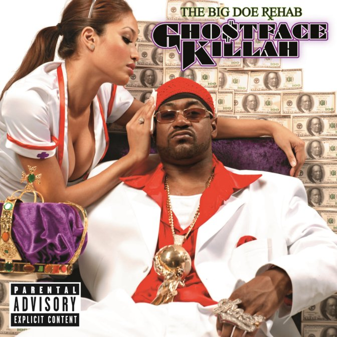 Ghostface Killah « The Big Doe Rehab » @@@@½