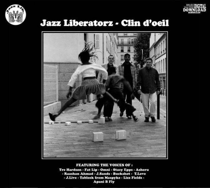 Jazz Liberatorz «Clin d'Oeil» @@@@½