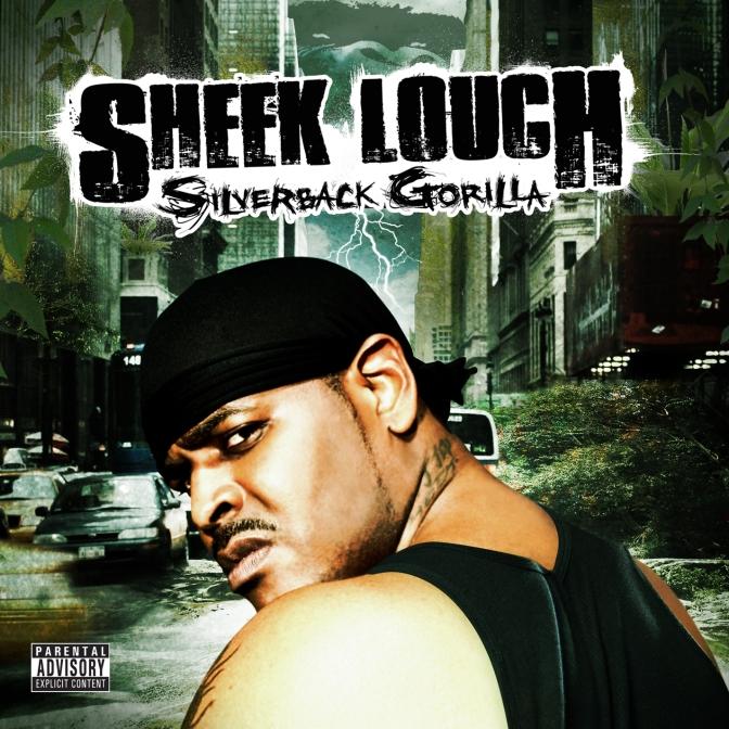 Sheek Louch «Silverback Gorilla» @@@1/2