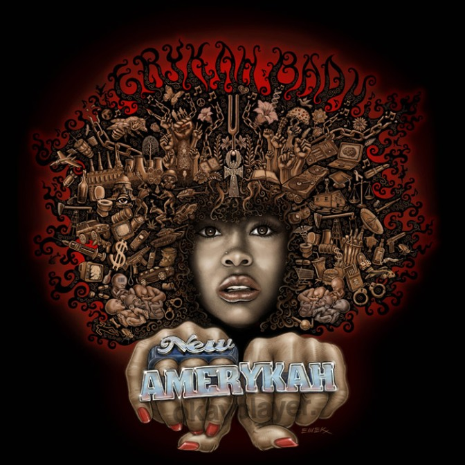 Erykah Badu « New AmErykah Part One : 4th World War » @@@@