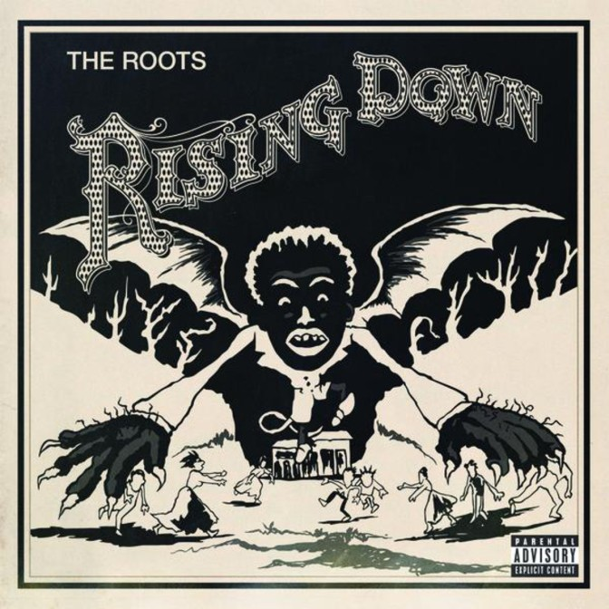 The Roots « Rising Down » @@@@