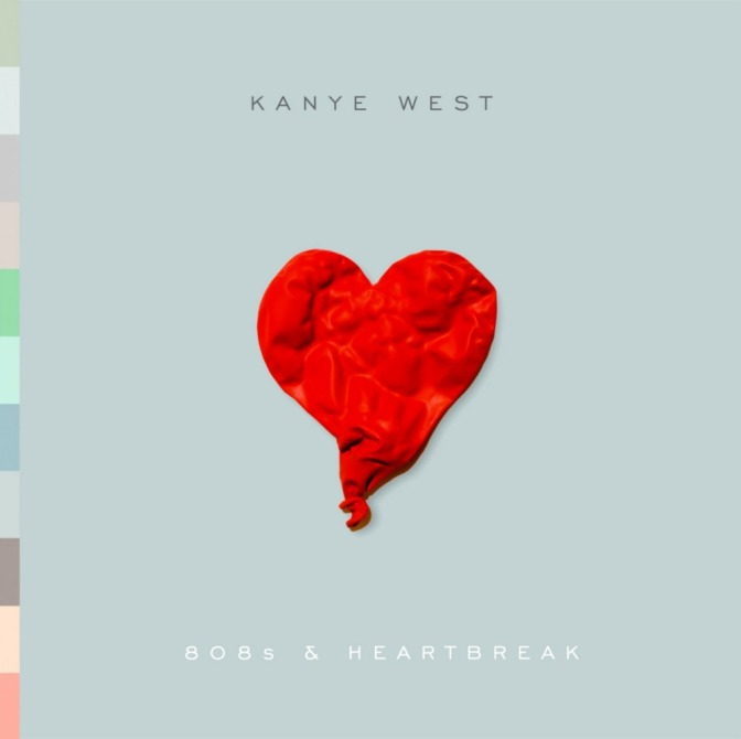 Kanye West « 808s & Heartbreak » @@@