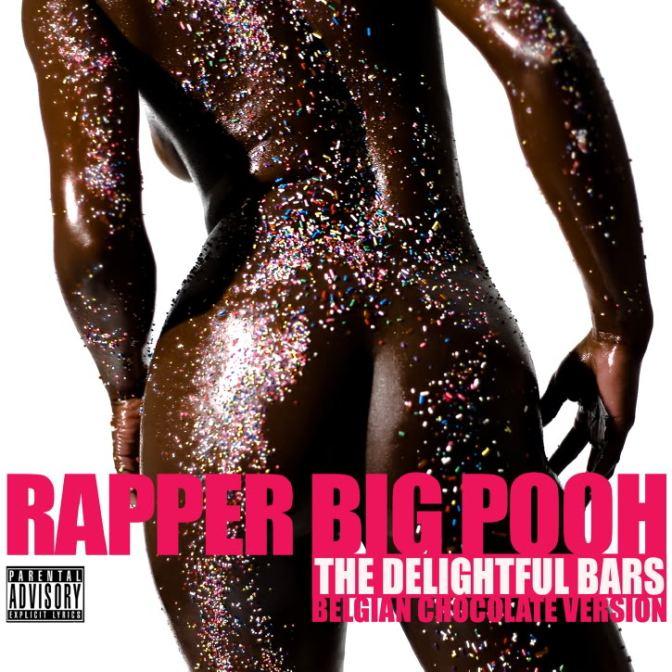 Rapper Big Pooh «The Delightful Bars» @@@
