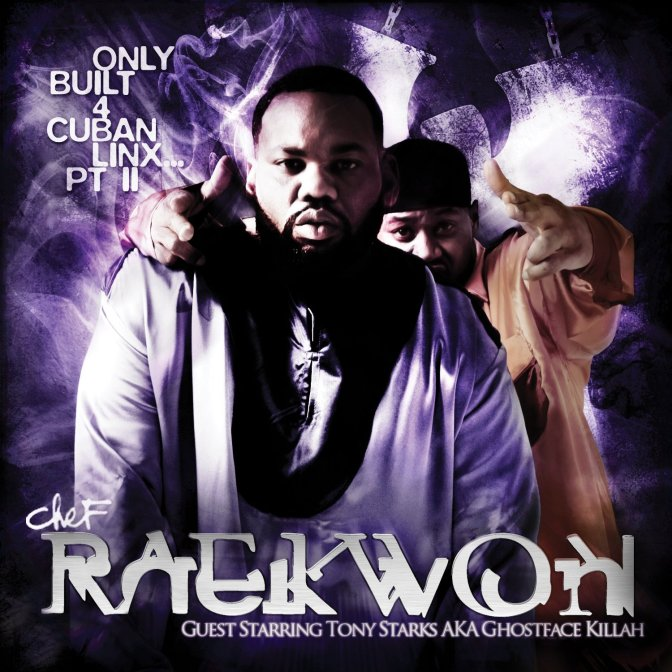 Raekwon the Chef featuring Tony Starks a.k.a. Ghostface Killah « Only Built 4 Cuban Linx… pt II » @@@@½