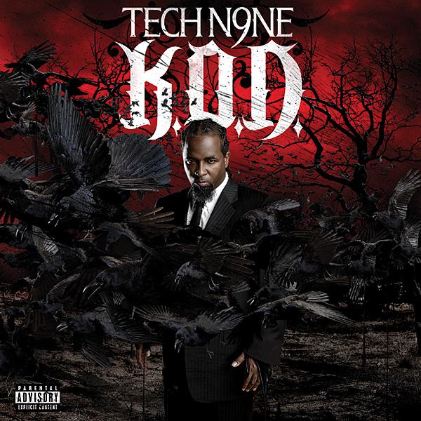 Tech N9ne «K.O.D.» @@@@½