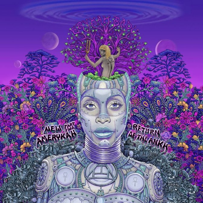 Erykah Badu « New AmErykah part two : Return of the Ankh » @@@@½