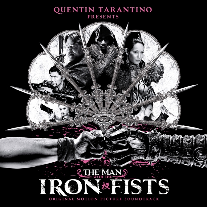 RZA «The Man With the Iron Fists» [original soundtrack] @@@@½