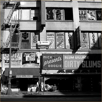 Slum Village & Mick Boogie « The Dirty Slums » [mixtape] @@@½
