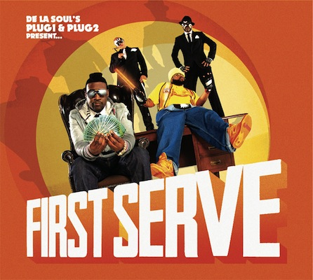 De La Soul's Plug 1 & Plug 2 present «First Serve» @@@@½
