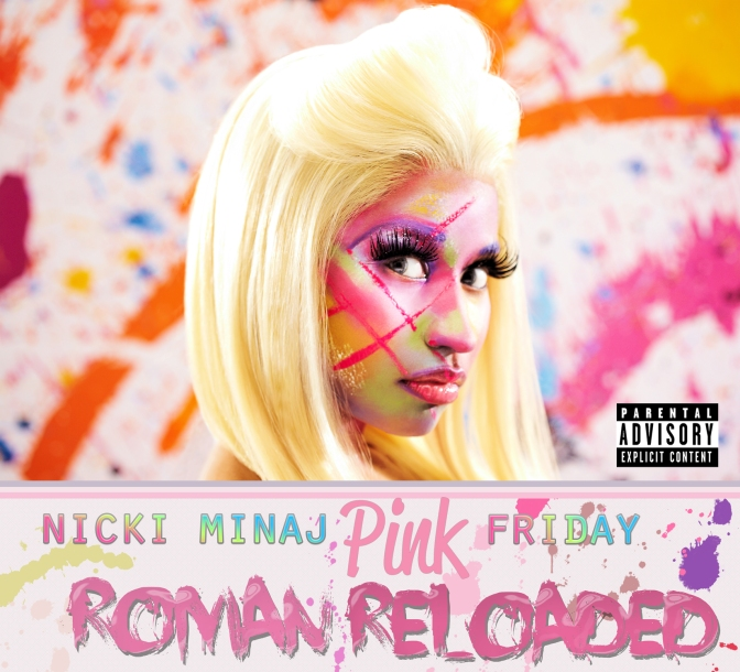 Nicki Minaj « Pink Friday: Roman Reloaded » @½