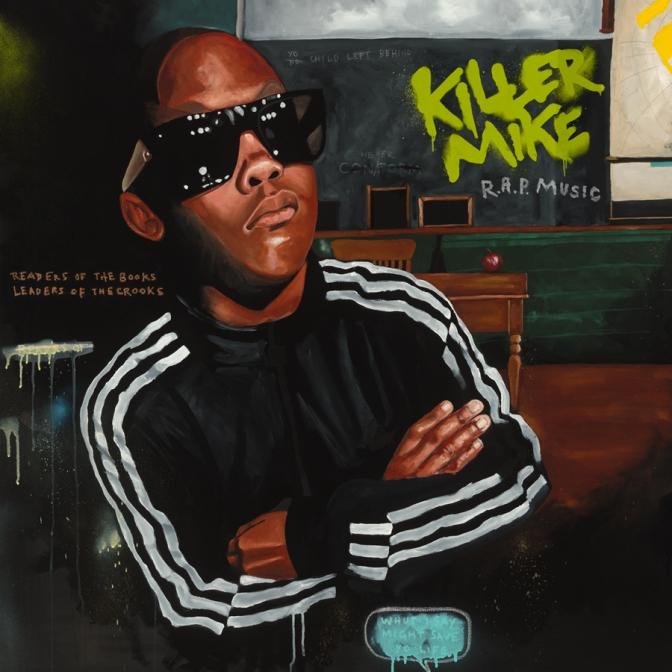 Killer Mike «R.A.P. Music» @@@@½