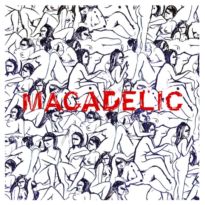 Mac Miller «Macadelic» [mixtape] @@@½