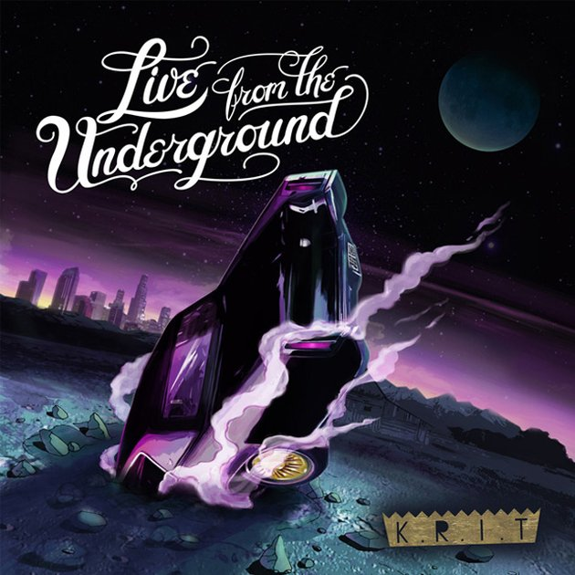 Big K.R.I.T. « Live from the Underground » @@@@½