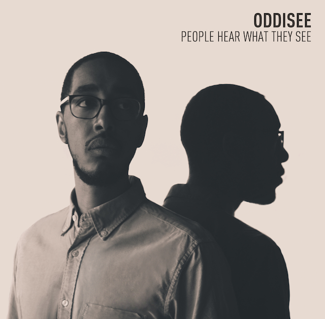Oddisee « People Hear What They See » @@@@½