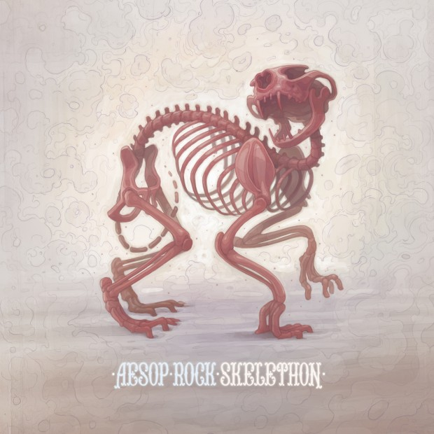 Aesop Rock « Skelethon » @@@½