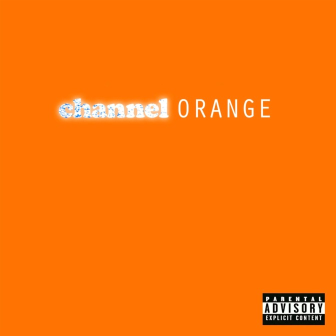 Frank Ocean « channel ORANGE » @@@@