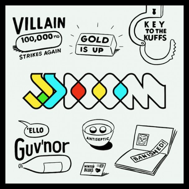 JJ Doom (Jneiro Jarel x MF Doom) « Keys to the Kuffs » @@@@