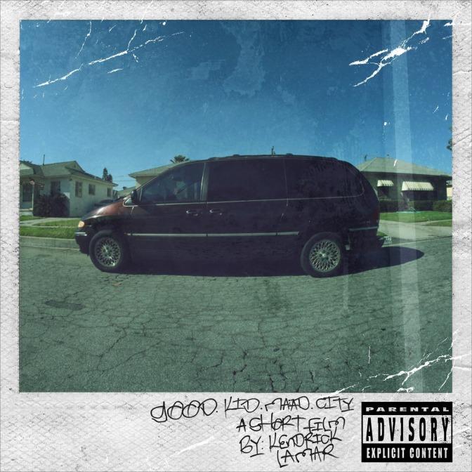 Kendrick Lamar «Good Kid, m.A.A.d. City»[Deluxe Edition] @@@@@