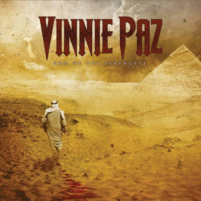 Vinnie Paz « God of the Serengeti » @@@½