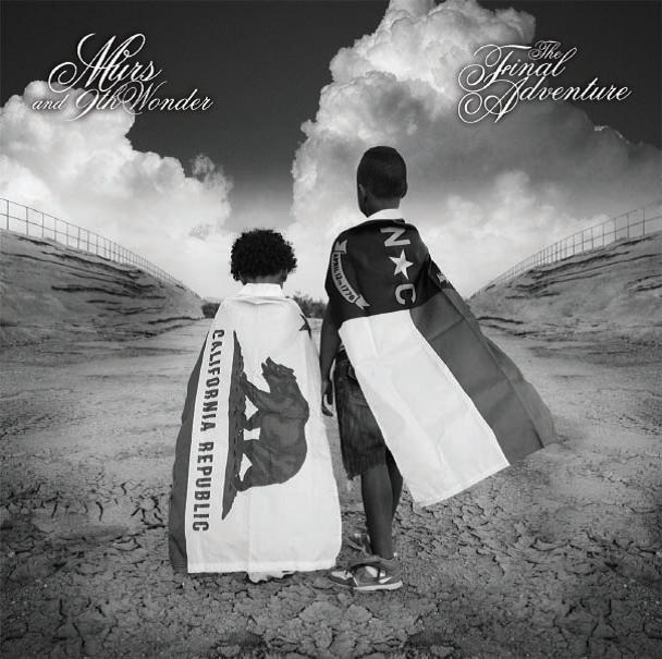 Murs & 9th Wonder « The Final Adventure » @@@@
