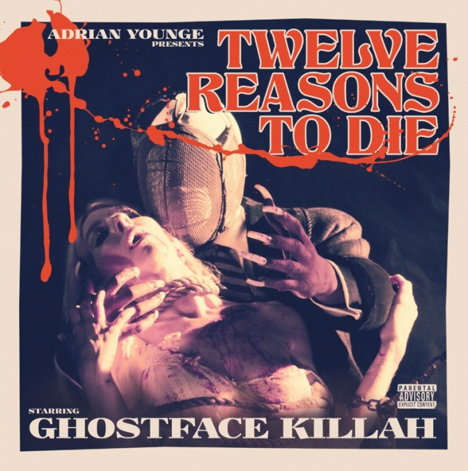 Adrian Younge presents « Twelve Reasons To Die » featuring Ghostface Killah @@@@@
