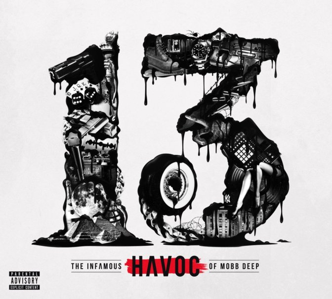 The infamous Havoc of Mobb Deep « 13 » @@@½