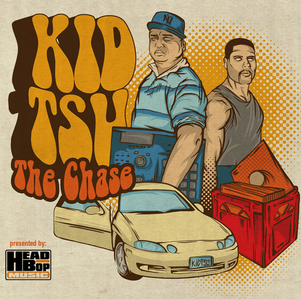Kid Tsunami « The Chase » @@@½