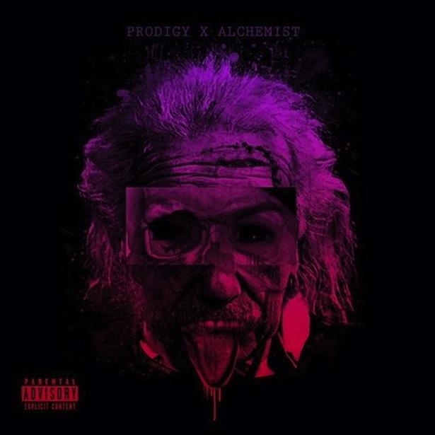 Prodigy x Alchemist «The Albert Einstein LP» @@@@